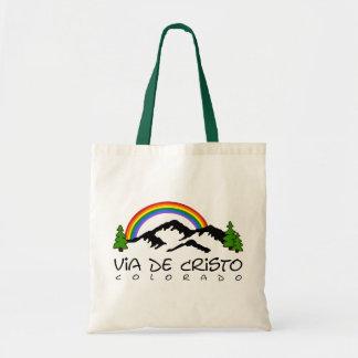 Colorado VdC Tote bag - hunter green