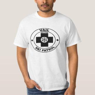 COLORADO VINTAGE 'VAIL SKI PATROL' FUNNY T-Shirt
