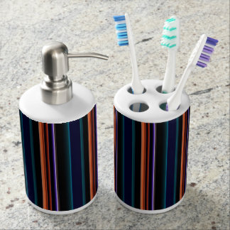 Colorbars Stripes SMPTE Test Pattern First Draft Toothbrush Holders