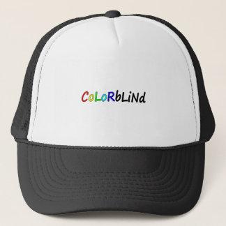 Colorblind Trucker Hat