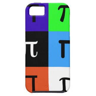 colorblock happy pi day iPhone 5 case