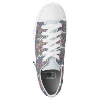 colorblocks Low-Top sneakers