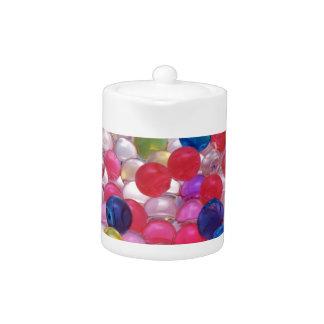 colore jelly balls texture