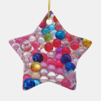 colore jelly balls texture ceramic ornament