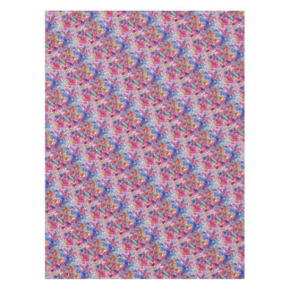 colore jelly balls texture tablecloth