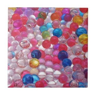 colore jelly balls texture tile