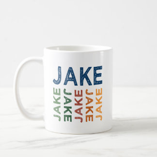 Coloré mignon de Jake Tasse À Café
