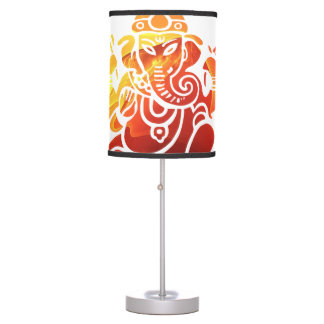 Colored 15 Meditation Table Lamp