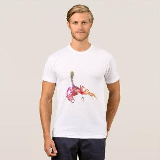 Colored 1 3D Scorpio T-Shirt
