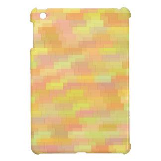 colored background iPad mini cover