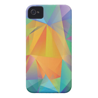 colored background iPhone 4 cover