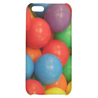 Colored Balls iPhone 5C Cases