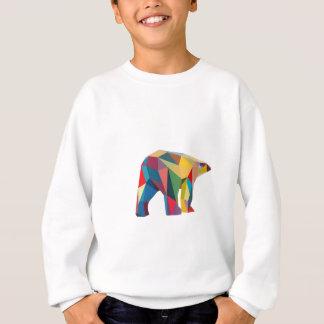 Colored Bear Sweatshirt
