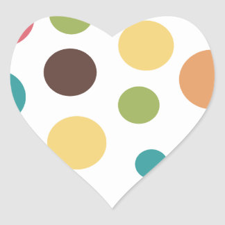 Colored Circles Stickers