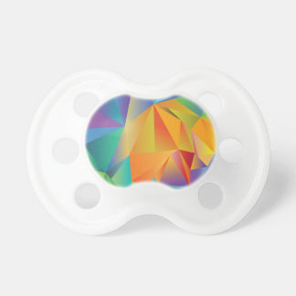 colored crystal pacifier