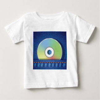Colored disc baby T-Shirt