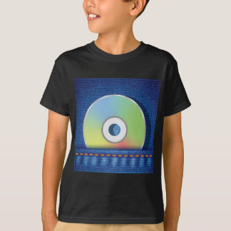 Colored disc T-Shirt