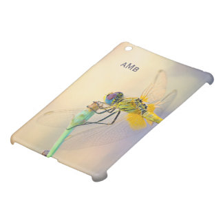 Colored Dragonfly Case For The iPad Mini