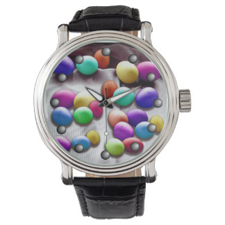Colored Easter Egg Fun Watch