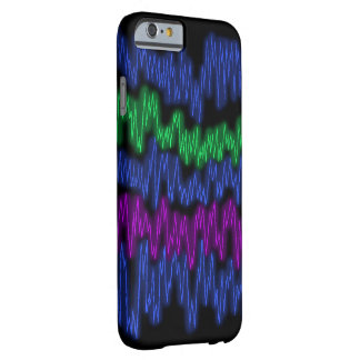 Colored Electric Volts on iPhone Case