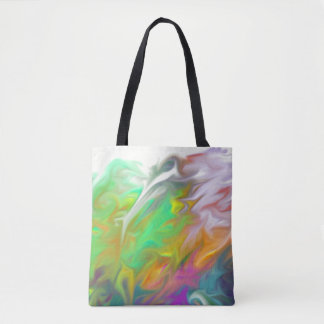 Colored Flavors Tote Bag