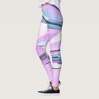 Colored Glass Leggings
