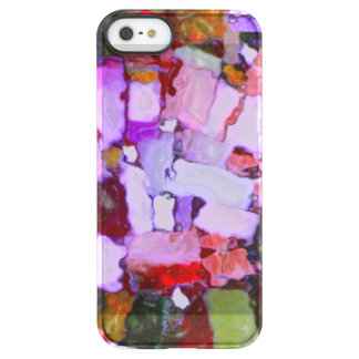 Colored Glitter Spots Permafrost® iPhone SE/5/5s Case