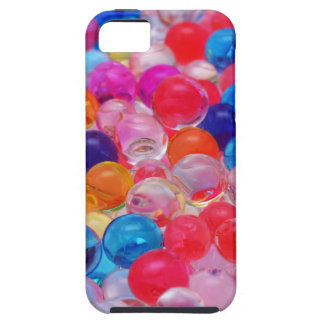 colored jelly balls texture case for the iPhone 5
