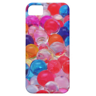 colored jelly balls texture iPhone 5 cover