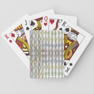 Colored Lanterns Playing Cards