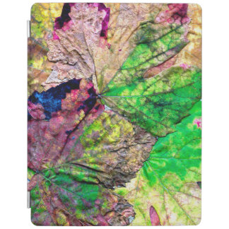 Colored Leaves iPad Smart Cover