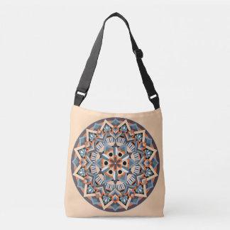 Colored Mandala 060517_3 Crossbody Bag