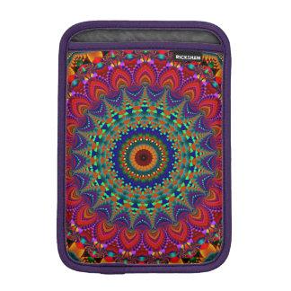 Colored Mandala iPad Mini Sleeve