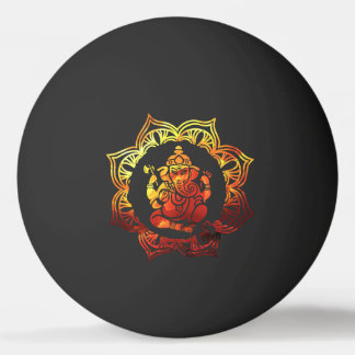 Colored Meditation Ping Pong Ball