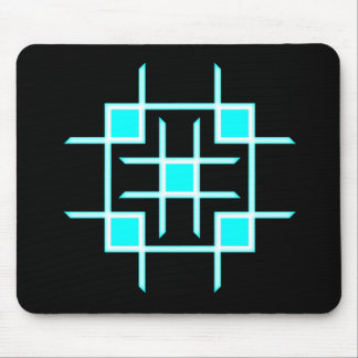 Colored Patch Mousepads