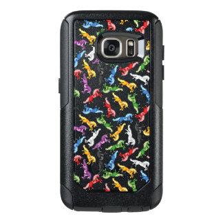 Colored Pattern Unicorn OtterBox Samsung Galaxy S7 Case