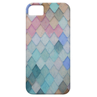 Colored Roof Tiles - PaintingZ iPhone 5 Cover