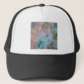 Colored Roof Tiles - PaintingZ Trucker Hat