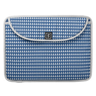 Colored Scales On White Background MacBook Pro Sleeves