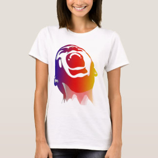 Colored Scream T-Shirt