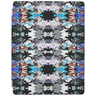 Colored Shapes iPad Smart Cover iPad Cover