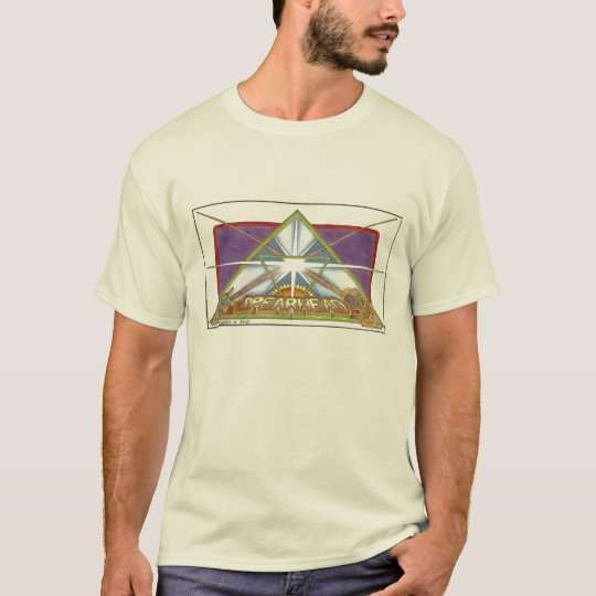 COLORED SPEARHEAD T-SHIRT