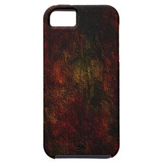 Colored Texture Design iPhone 5 Case