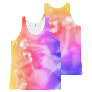 Colored Unisex Tank Top