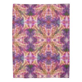 Colored Vapors Duvet Cover