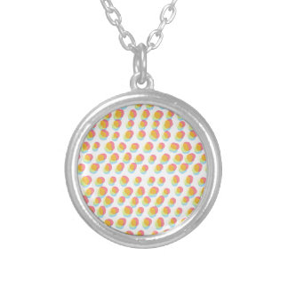 colores.jpg spots silver plated necklace
