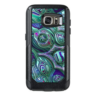 Colorful Abstract 3D Blur OtterBox Samsung Galaxy S7 Case