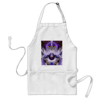 Colorful Abstract Art No 1 Standard Apron
