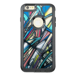 Colorful Abstract Art Pattern Print Design OtterBox iPhone 6/6s Plus Case
