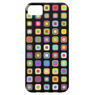 Colorful Abstract Art Vector  Apple Case iPhone 5 Covers